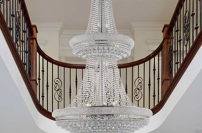 Tips for Shopping A Perfect Crystal Chandelier for Your Home